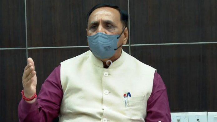 vijay-rupani-mask